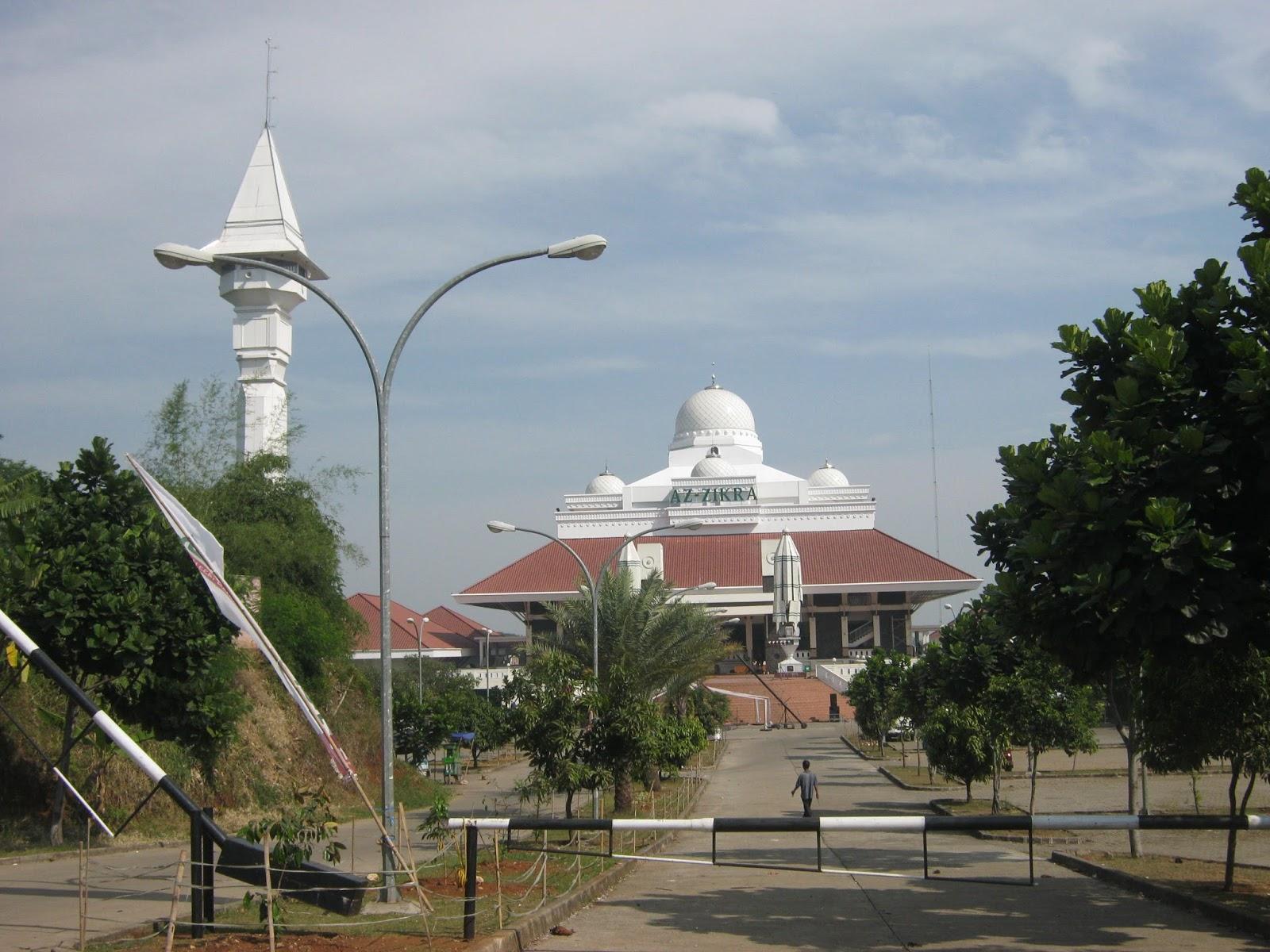 Masjid Az Zikra Uloom Indonesia